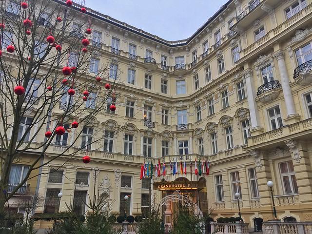 Grandhotel Pupp, el hotel más famoso de Karlovy Vary en República Checa