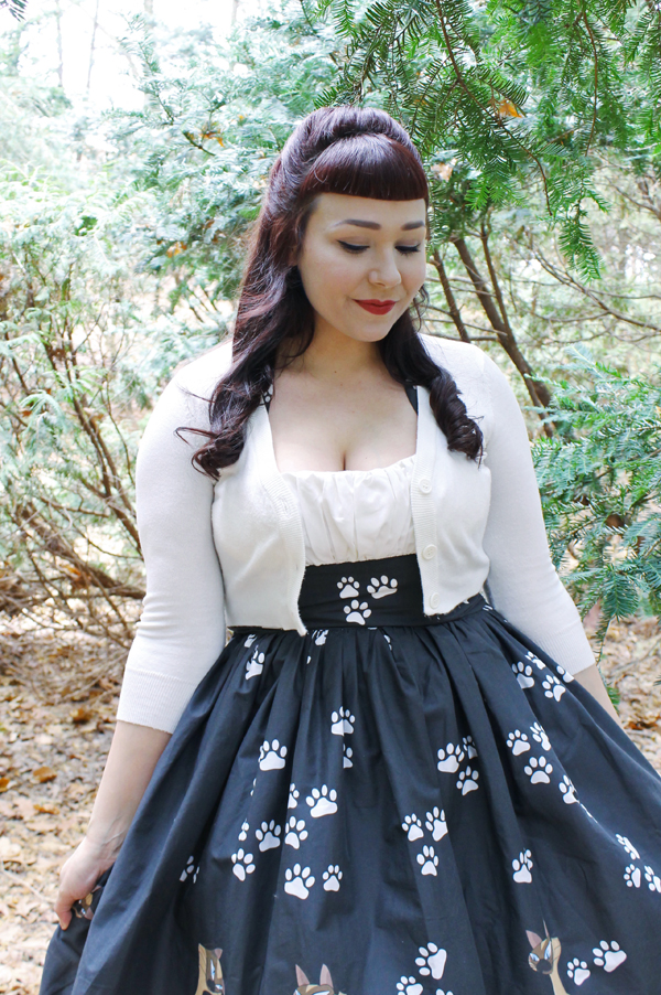 disney cat dress