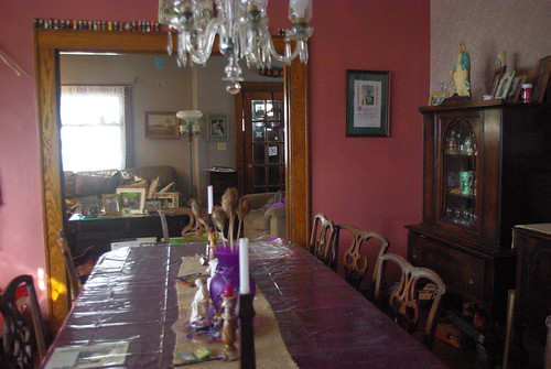 lenten dining room