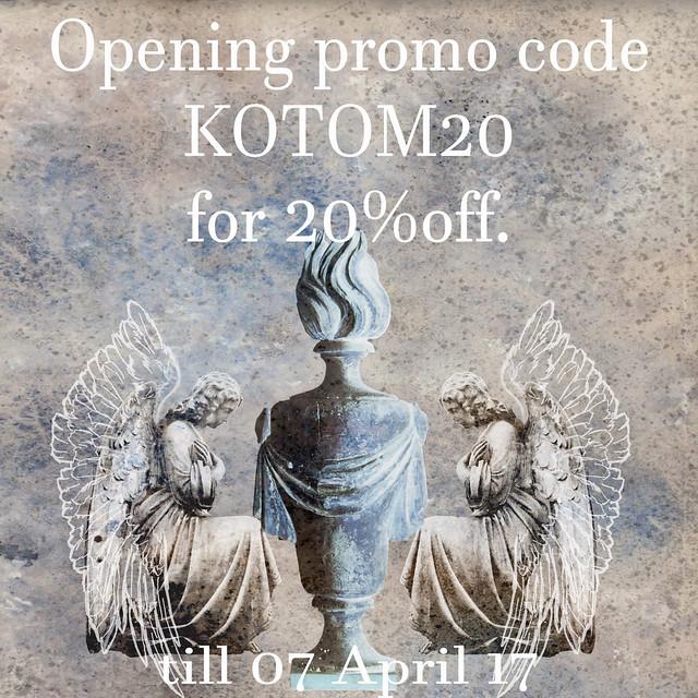 KotomiCreations collabolates with Contrado