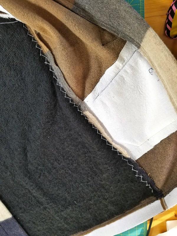 Grainline Studio Cascade Duffle Coat | Ginger Makes