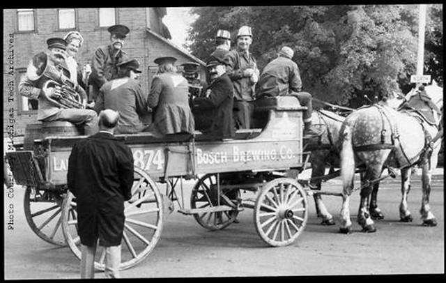 Bosch-wagon