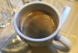 Peet's Coffee and Tea - Major Dickason's Blend Dark Roast Espresso shot