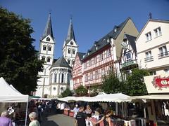 Boppard Marktplatz