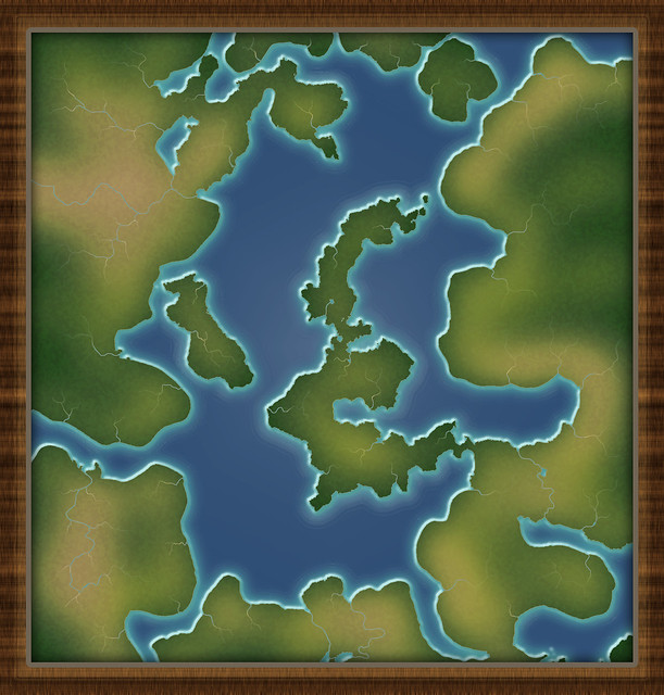 Elvish Isles Test Map