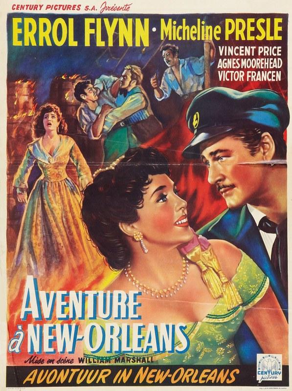 Adventures of Captain Fabian - Poster 3