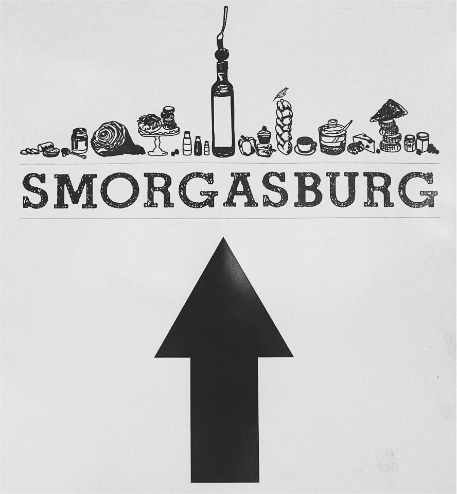 Smorgasburg – Brooklyn.