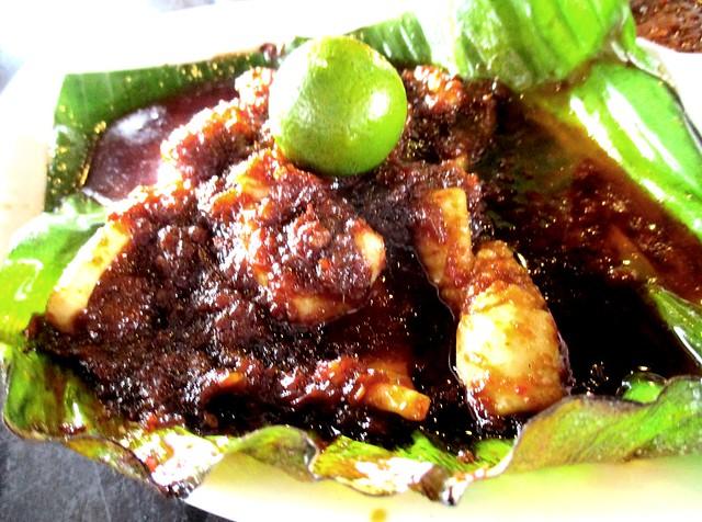 Cabeijo sotong sambal