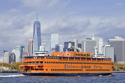 Ferry Cost From Staten Island To Manhattan
