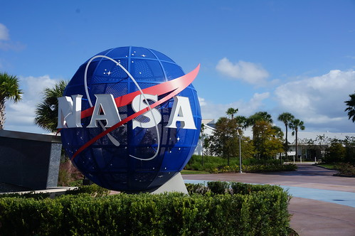 "NASA ""Meatball"" Logo 