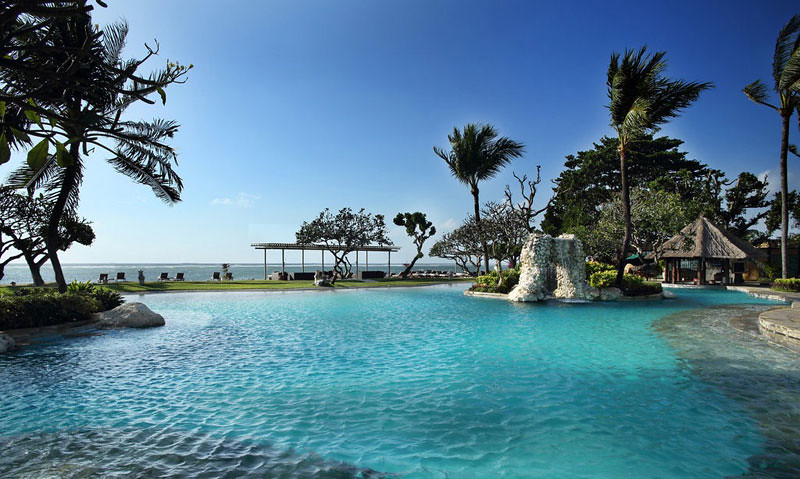 Hotel Nikko Bali Beach Resort Pool