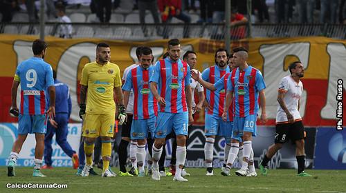Melfi-Catania 3-3: Più difficile del previsto$
