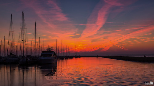 Sunrise Marina Herkingen