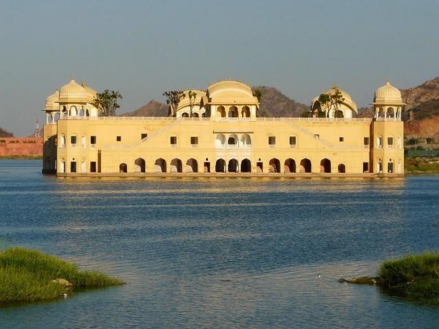 Jal Mahal de Jaipur (India)