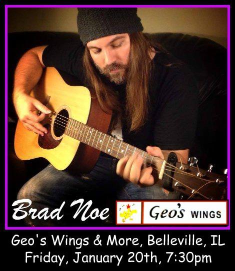 Brad Noe 1-20-17