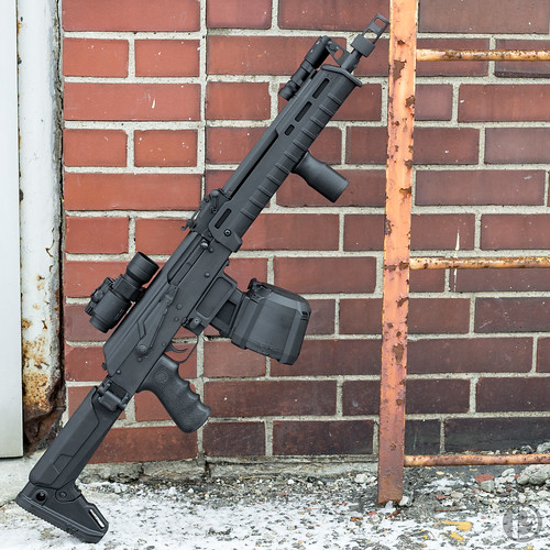5.56 Magpul AK | by Damage Photos