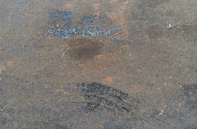 asfalto quente