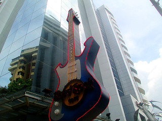Hard Rock Café, Zona Viva 01 | by worldtravelimages.net