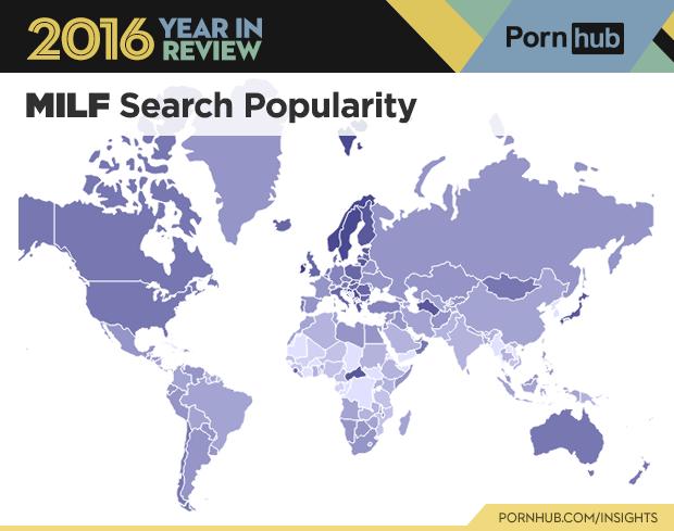 Statistici PornHub pe anul 2016: Ce mai cauta lumea? 149