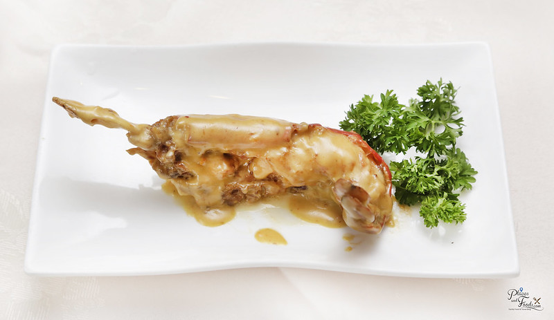 dragonboat prawn