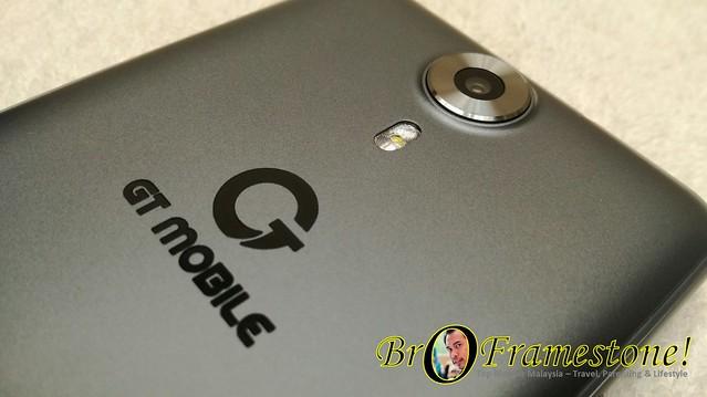 GT-888 Telefon Pintar GT Mobile