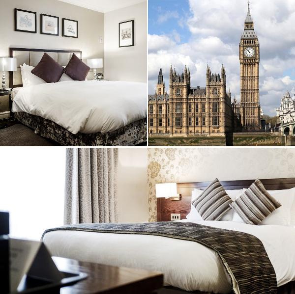 The Sanctuary House Hotel, una de las mejores opciones para dormir barato en Londres