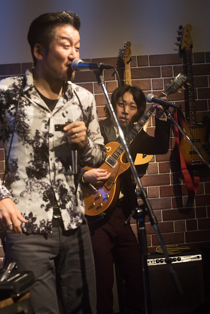 the AstroBluenauts live at Catfish Tokyo, 04 Feb 2017 -00196