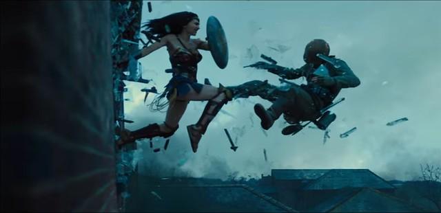 Wonder Woman - Story Trailer