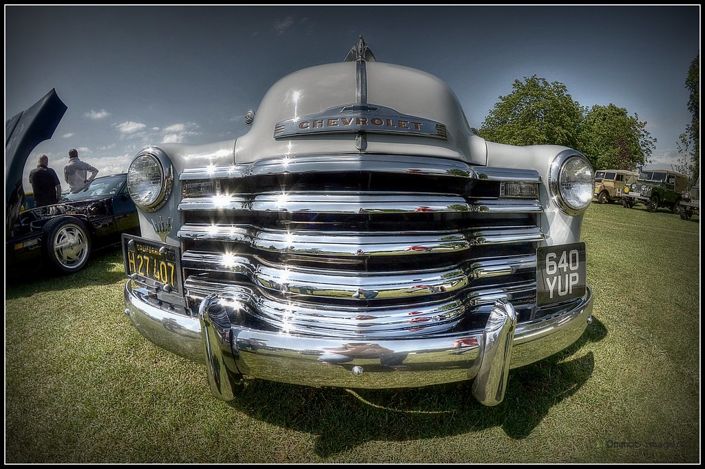Super Shiny Chevy Maldon Car Show July Steve Thomas Flickr - Thomas chevrolet car show