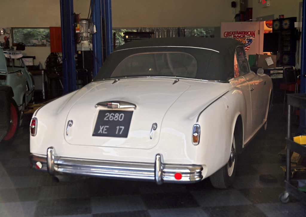 Beutler Bodied Jaguar Mk Vii This 1953 One Off Was Sold