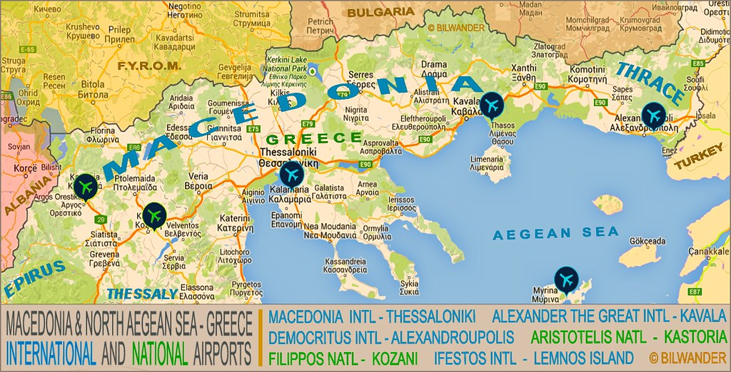 Greece macedonia norh aegean sea airports acedonia flickr macedonia norh aegean sea airports by macedonia travel news publicscrutiny