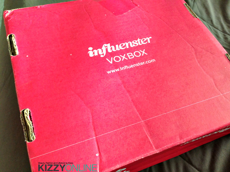Comfort VoxBox 2015 Influenster
