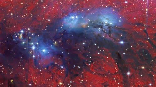 VCSE - Mai kép - NGC 6914