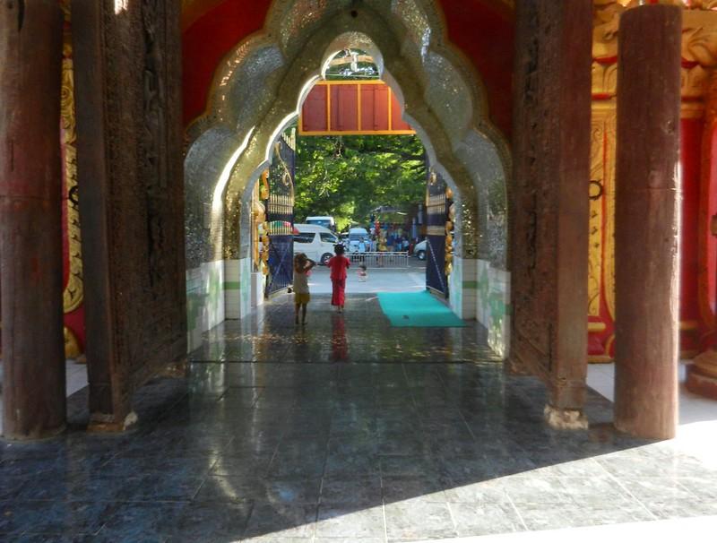 Храмы Мандалая