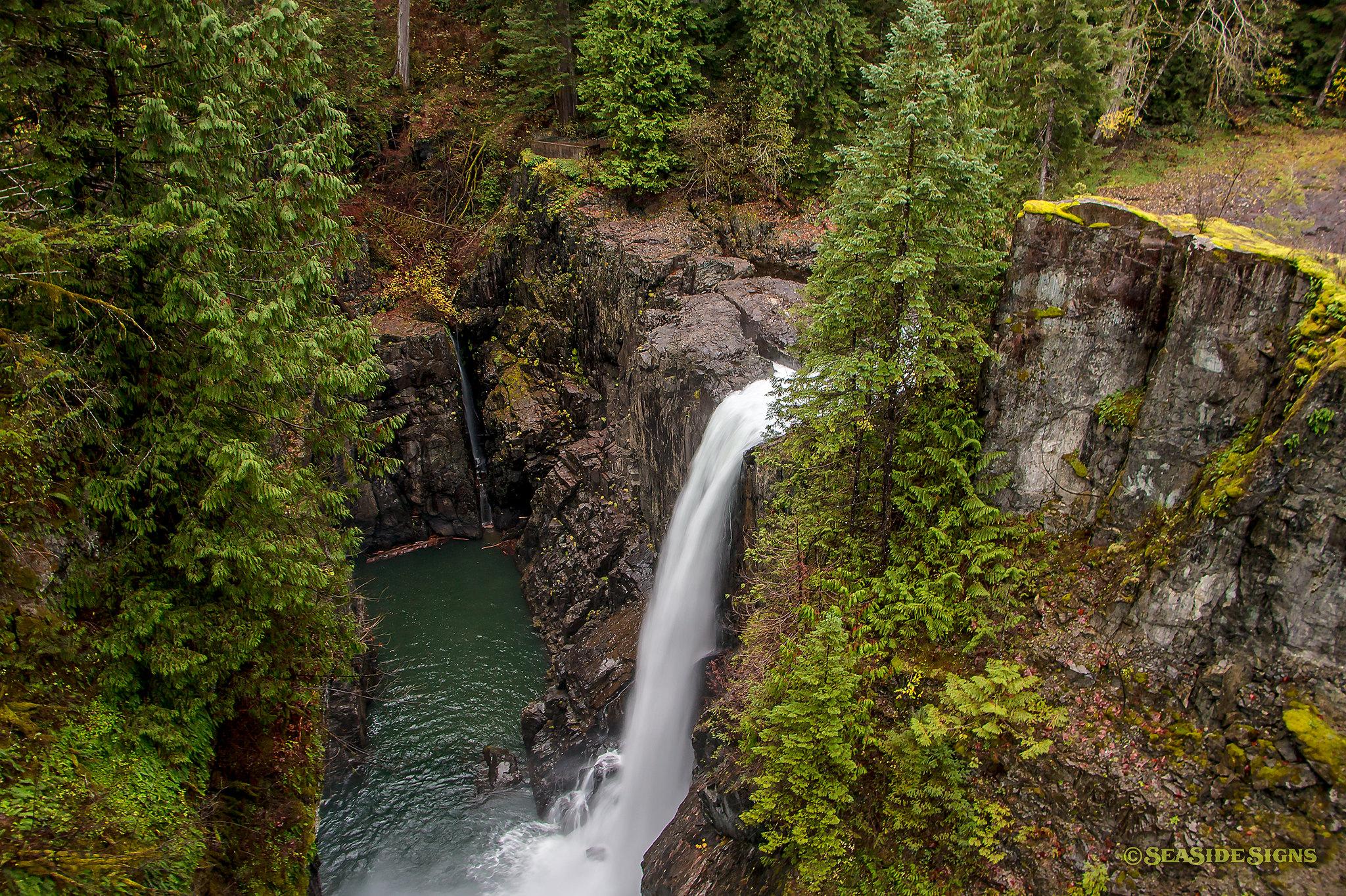 Elk Falls ~ Campbell River, BC