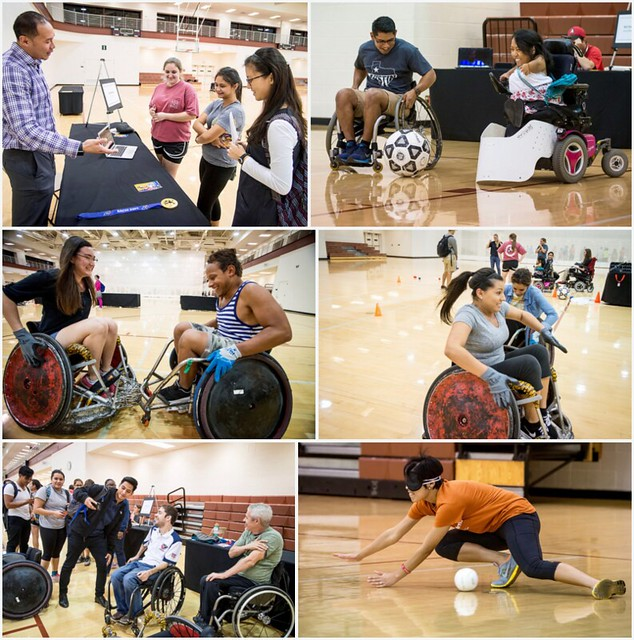 Adaptive Sports Night