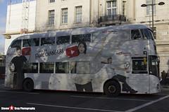 Wrightbus NRM NBFL - LTZ 1728 - LT728 - YouTube CF - Streatham Hill 137 - Arriva London - London - 161203 - Steven Gray - IMG_8750