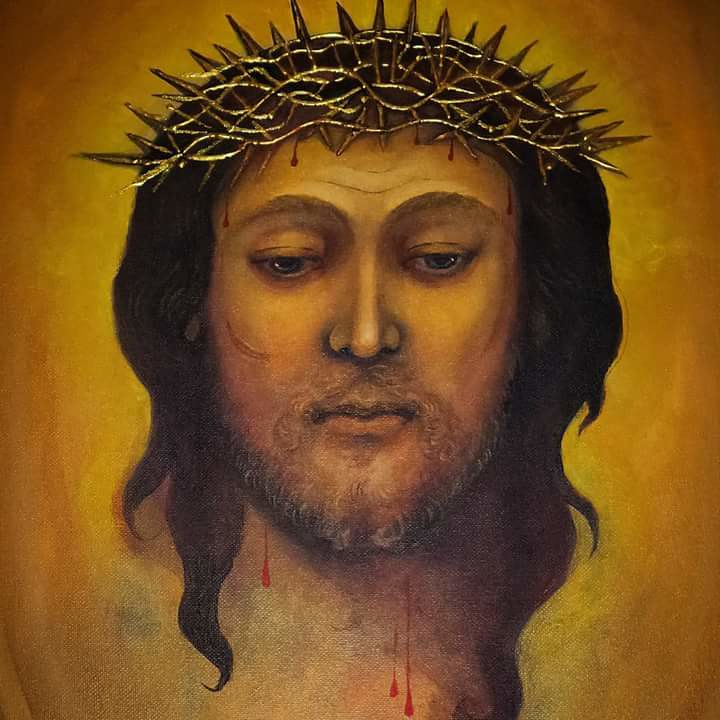 Divino Rostro Divinorostro Holyface Icon Jesuschrist Flickr
