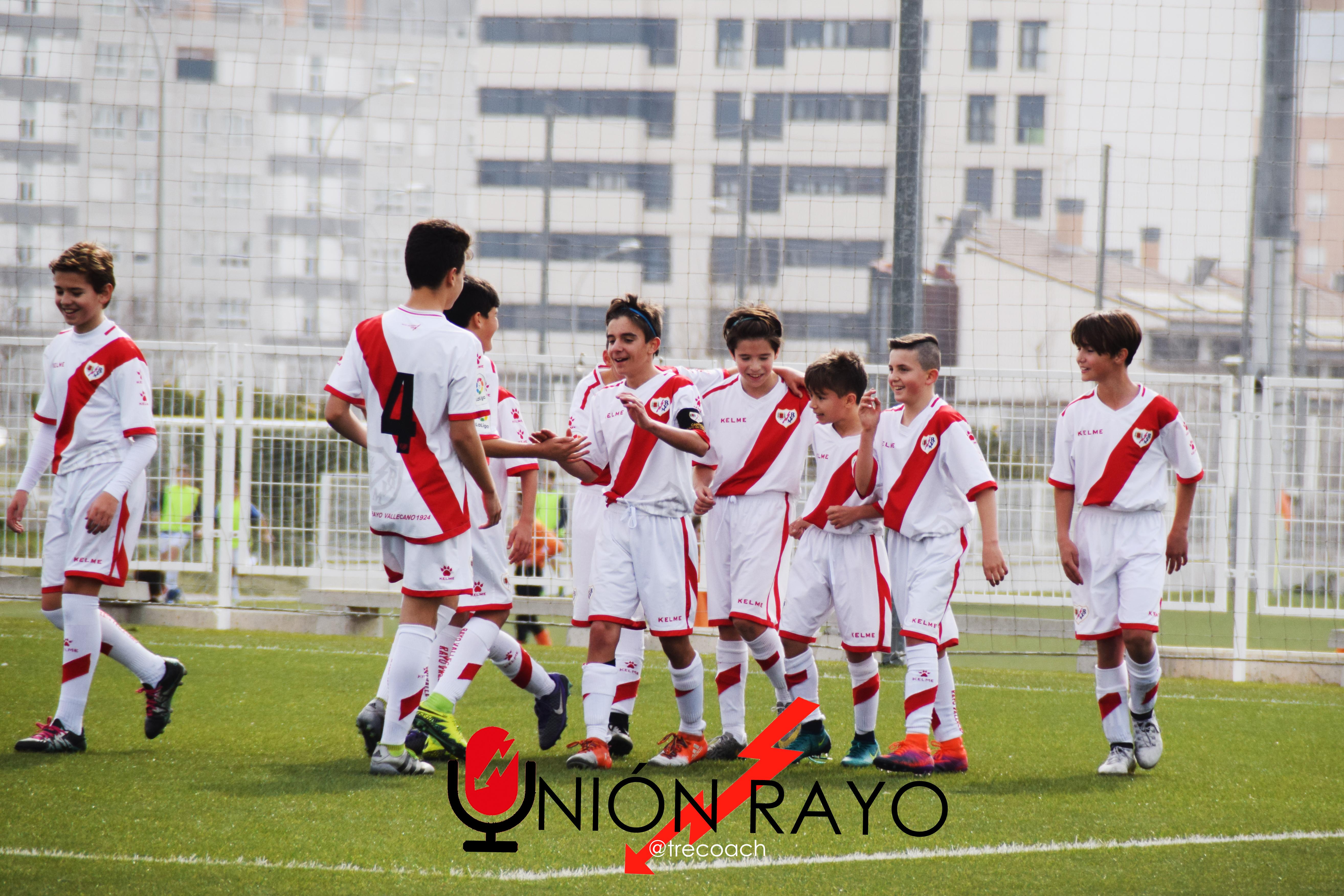 Infantil B 4-0 La Chimenea
