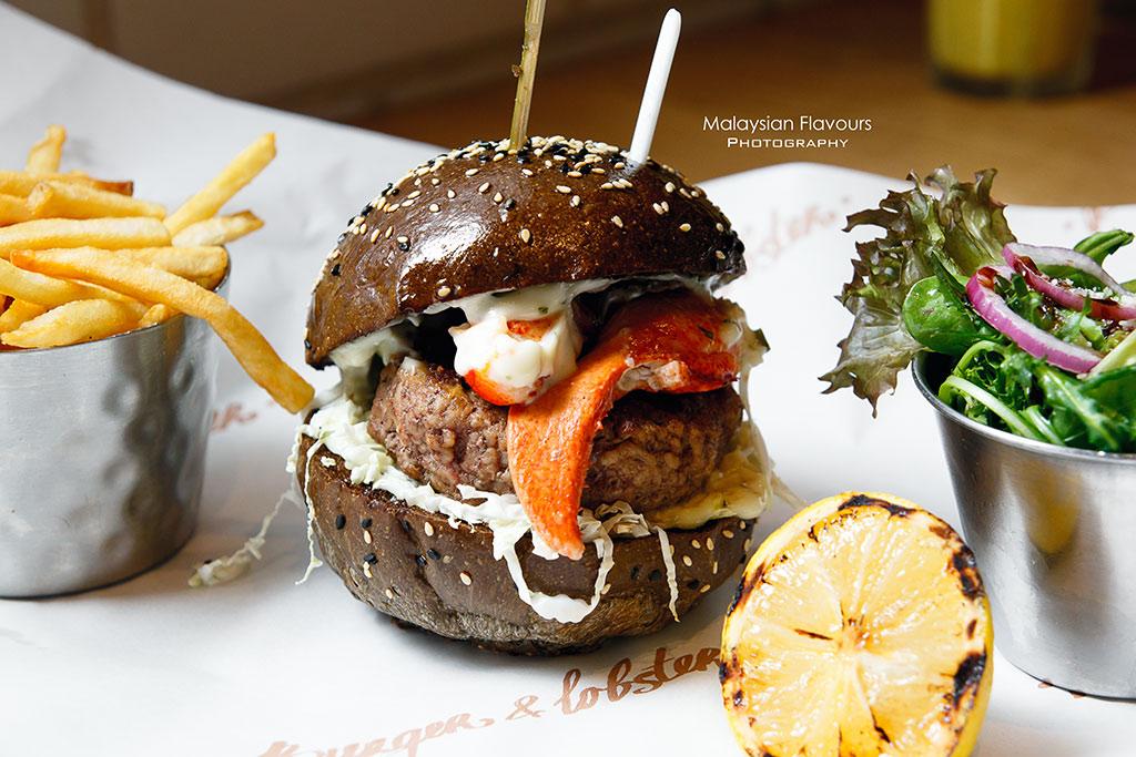 the b&L burger