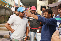 Rogue Movie Working Stills