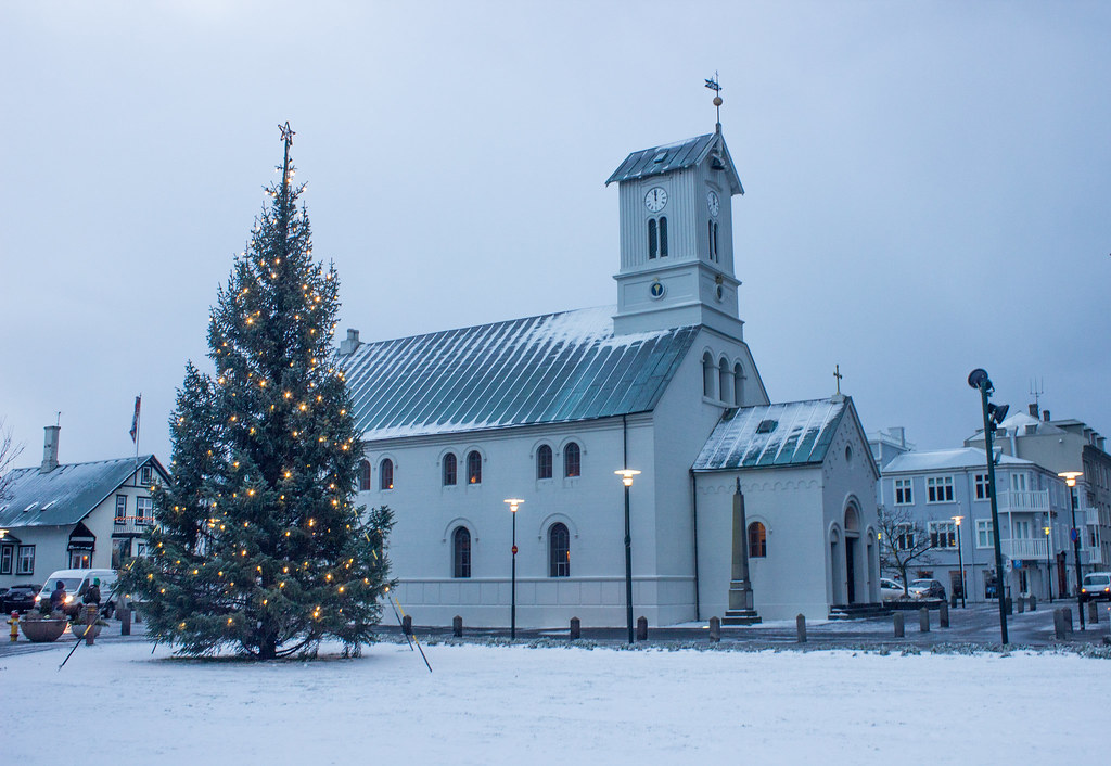 domkirkjan church reykjavik