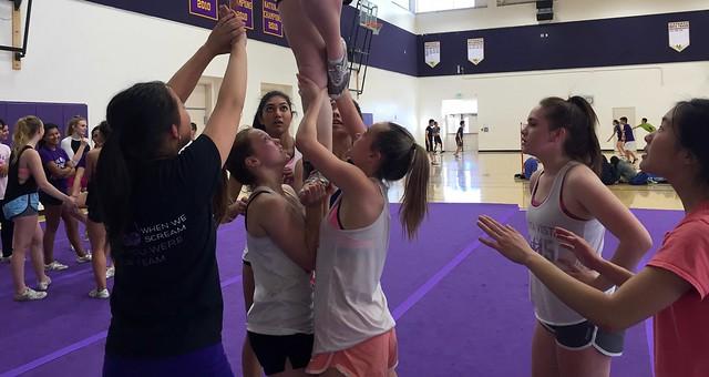 MVHS Cheer Team