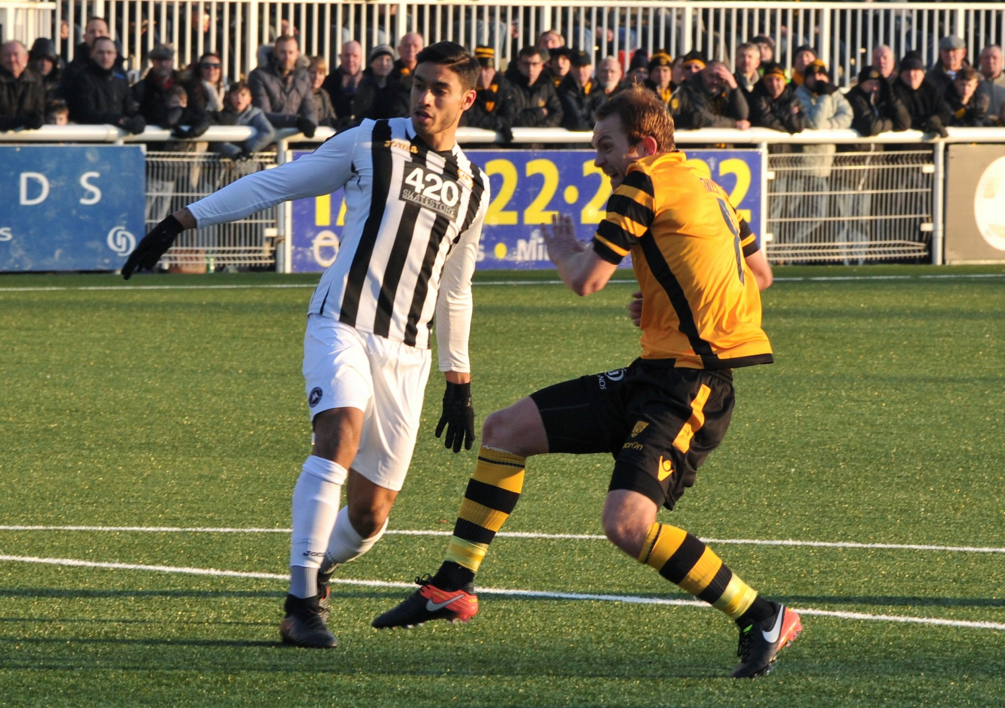 Maidstone United v Torquay United 148