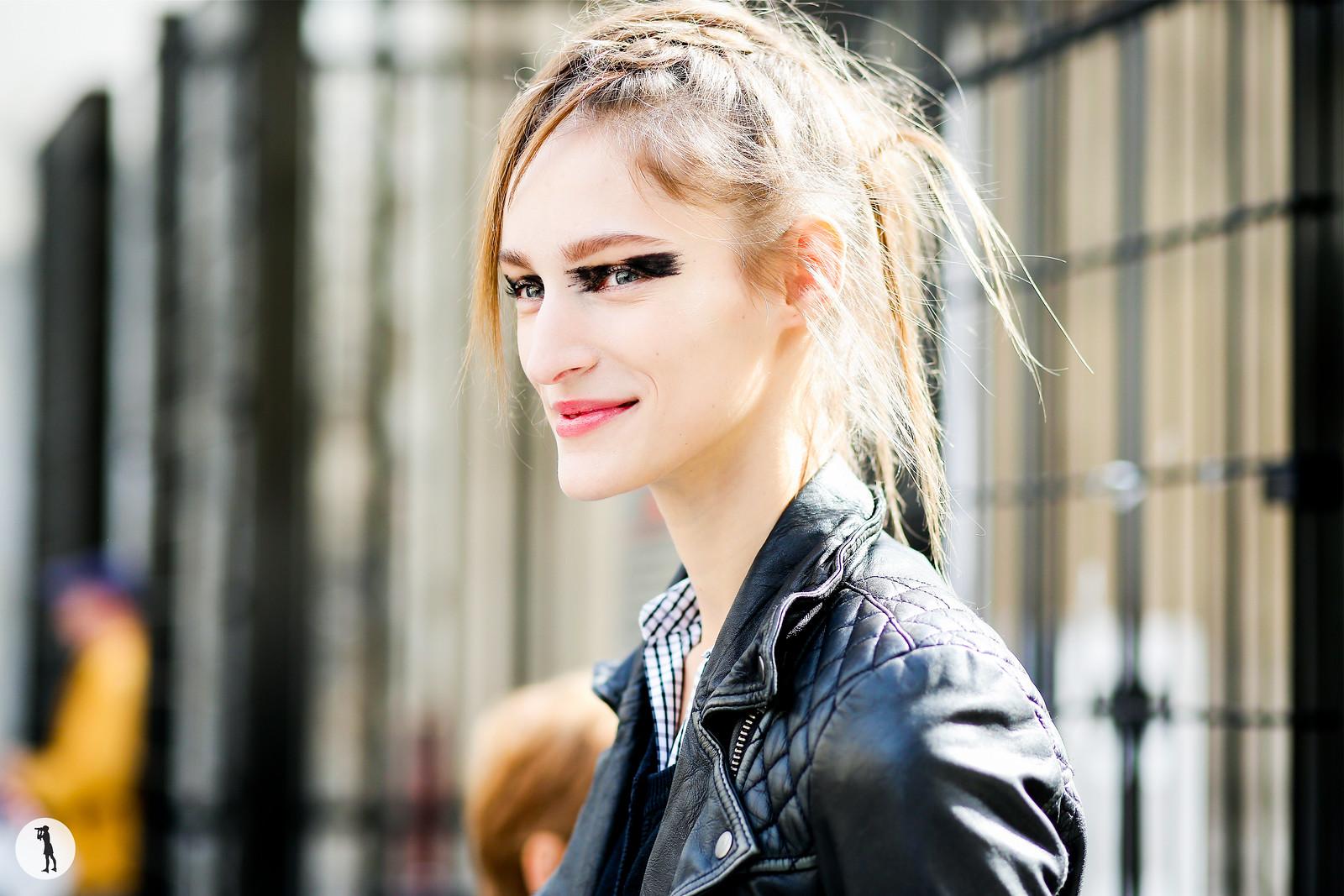 Model - Paris fashion week RDT SS15 (6)