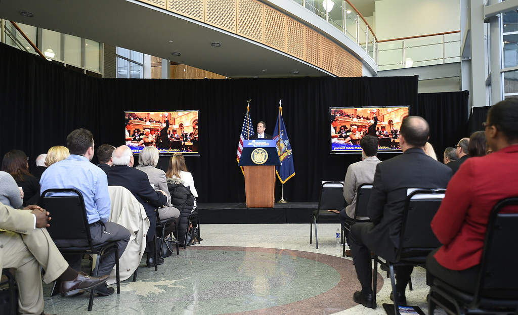 Governor Cuomo Announces Southern Tier Regional Highlights of the FY 2018 Executive Budget