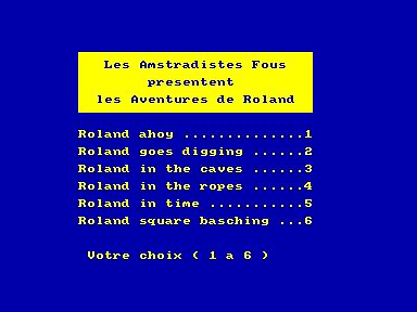 Amstrad CPC: Les Amstradistes Fous presente... | by Deep Fried Brains
