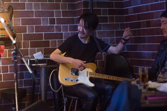 MASATO Trio live at Catfish Tokyo, 04 Feb 2017 -00566