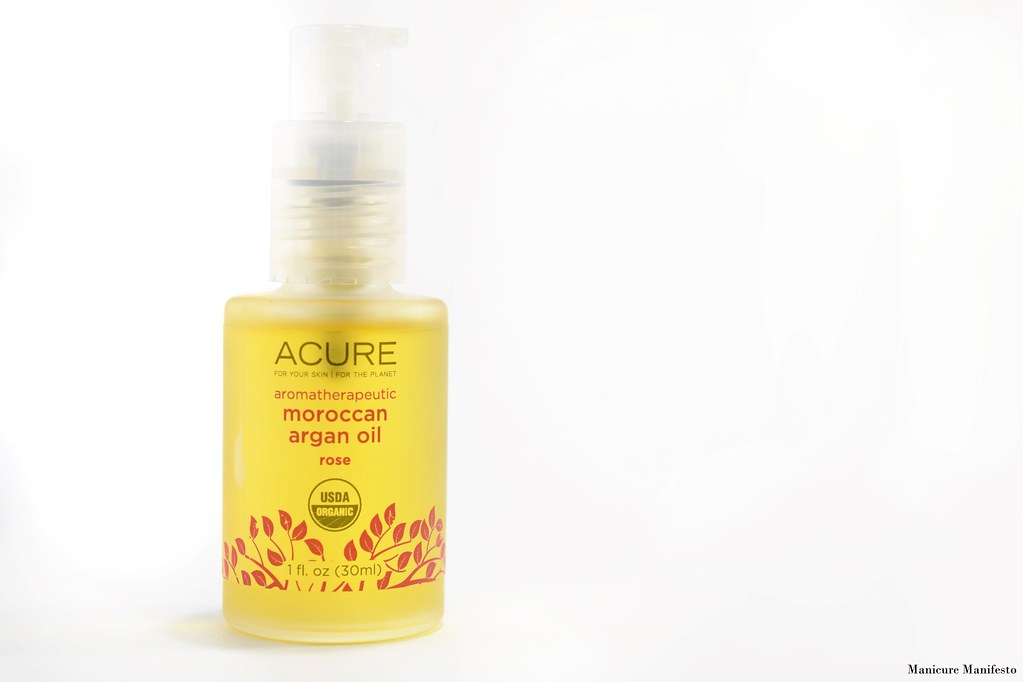 Acure argan oil review