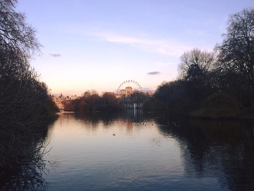 Scenes from st. james's park